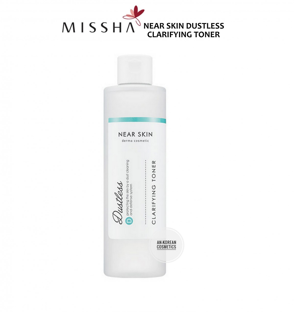 MISSHA Near Skin Dustless Clarifying Toner