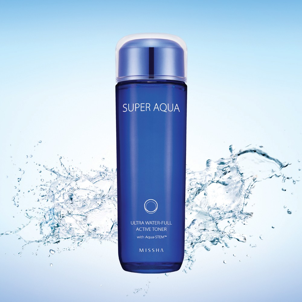 Missha Super Aqua Ultra Water-Full Active toner