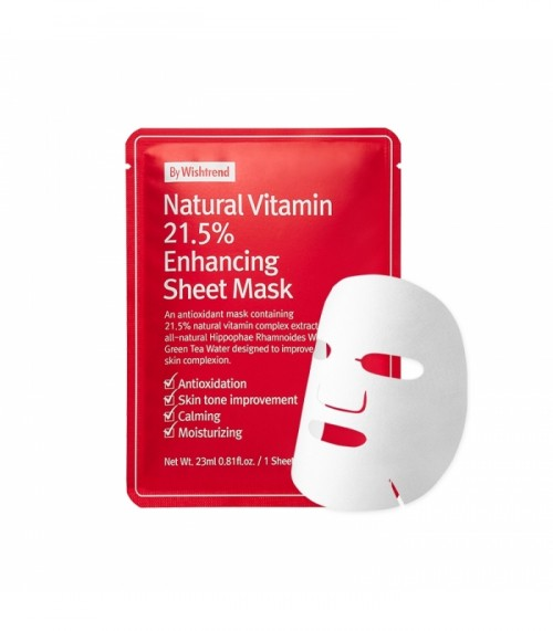 wishtrend-natural-vitamin-21-5-enhancing-sheet-mask