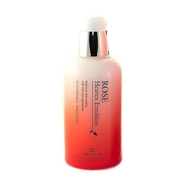 The Skin House Rose Heaven Emulsion 130 ml