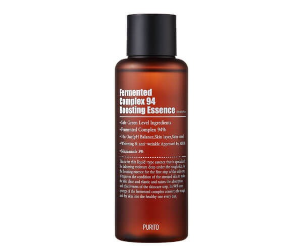 Purito Fermented Complex 94 Boosting Essence 150 ml (Galactomyces contained)