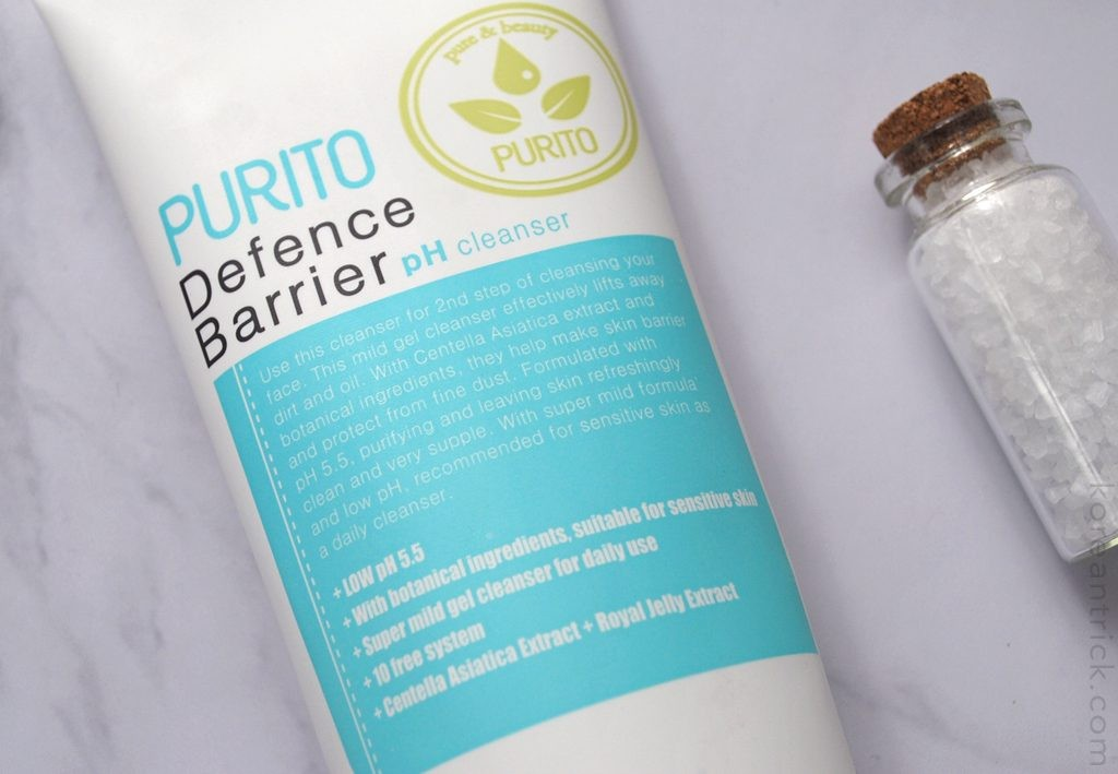 Purito Defence Barrier Ph Cleanser 150 ml