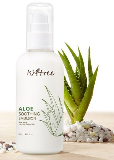 Isntree Aloe Soothing Emulsion 120 ml