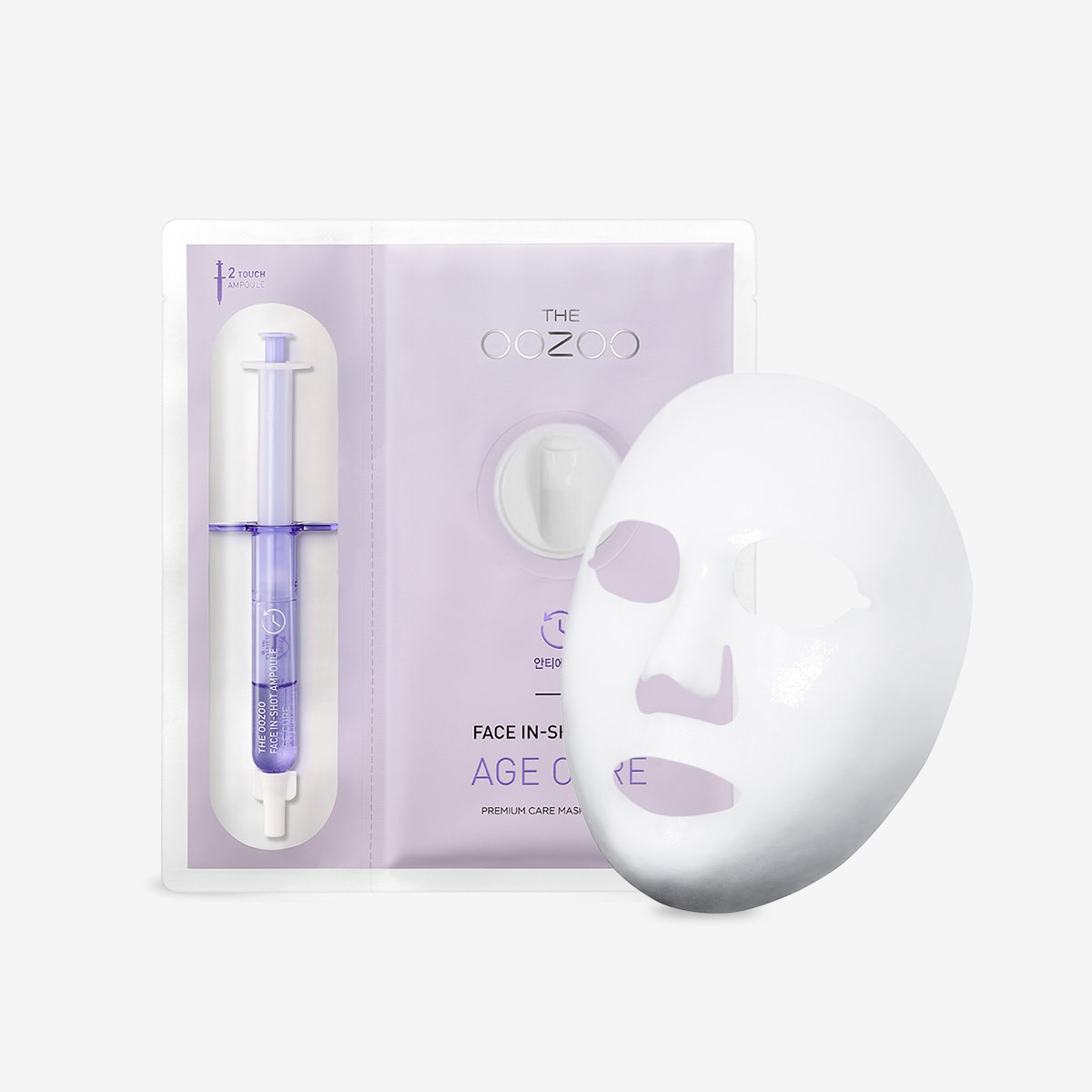 The Oozoo Face In-Shot Mask Age Care 2.8 ml