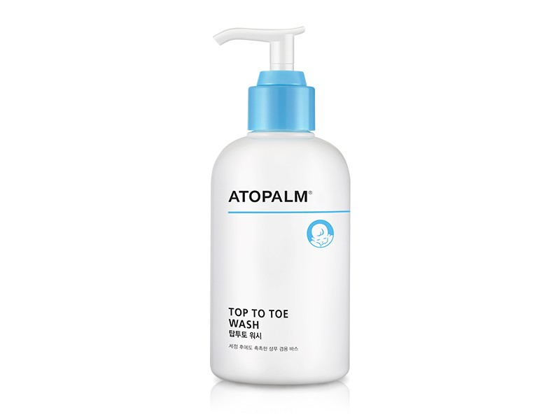 Atopalm Top-to-Toe Wash 300ml