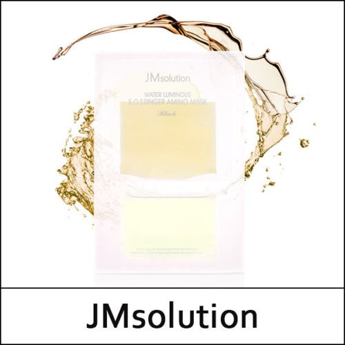JMsolution Water Luminous S.O.S Ringer Amino Mask 28 ml