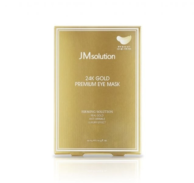JMsolution 24K Gold Premium Eye Mask
