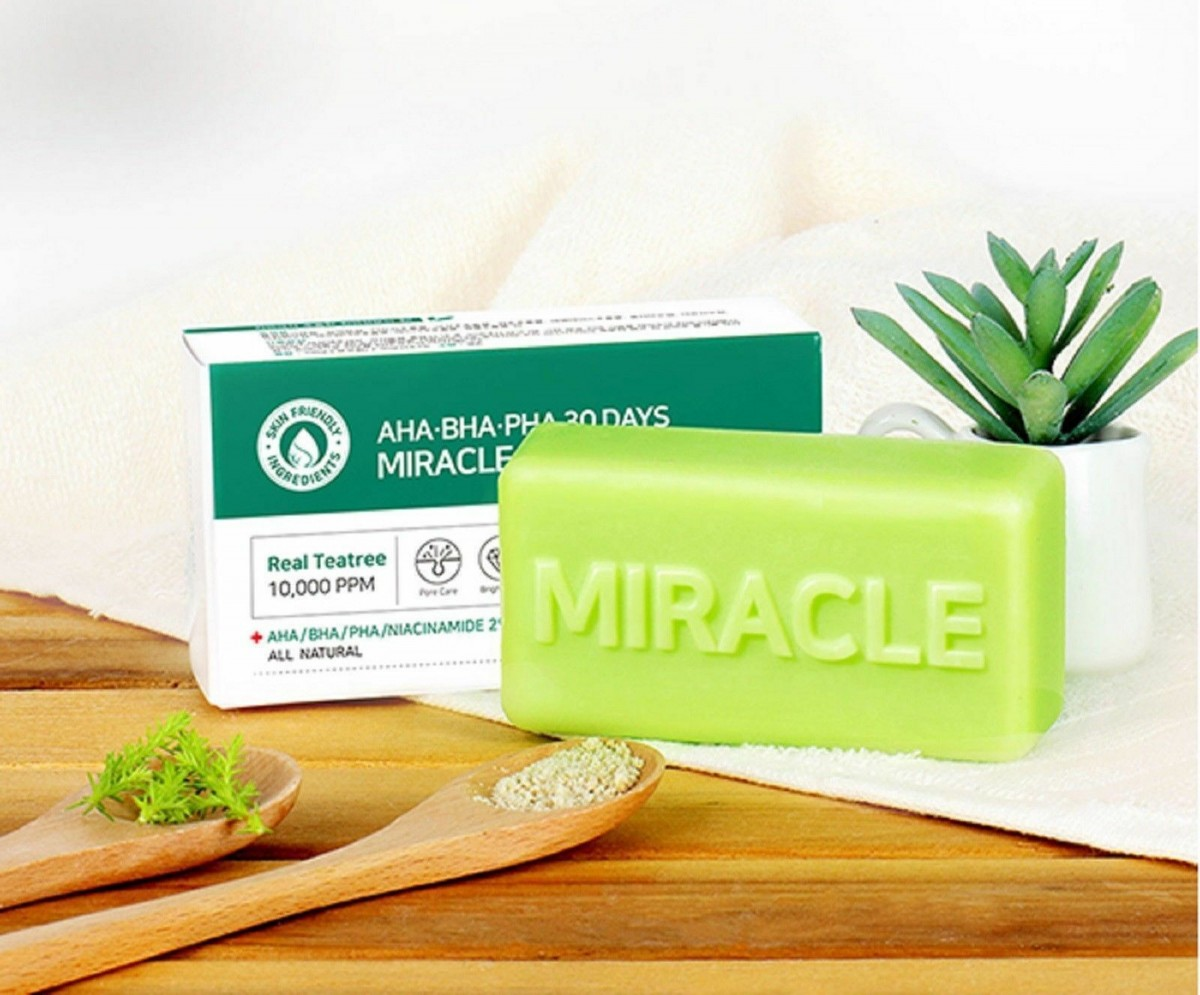 Some By Mi AHA-BHA-PHA 30 Days Miracle Cleansing Bar 106 g