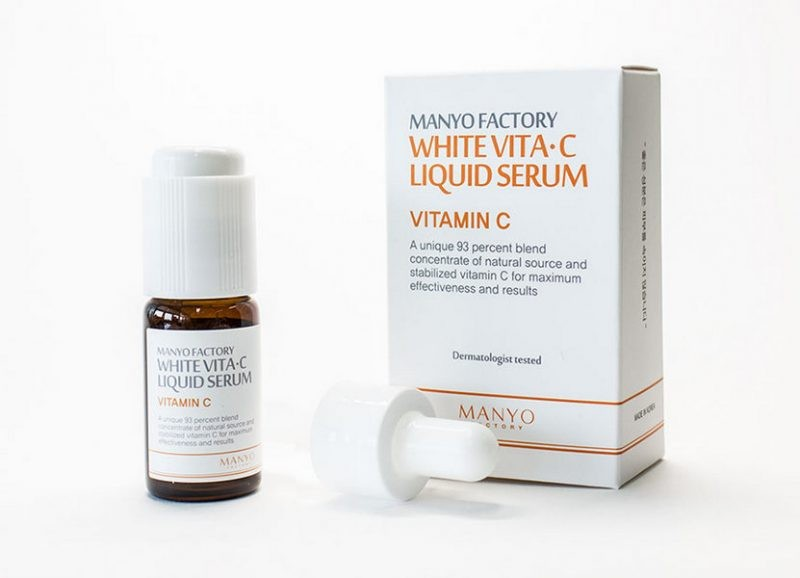 Manyo Factory White Vita C Liquid Serum 10 ml