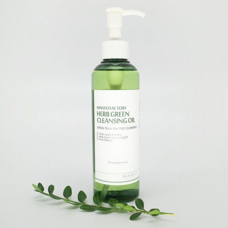 Manyo Factory Herb Green Cleansing Oil 200 ml
