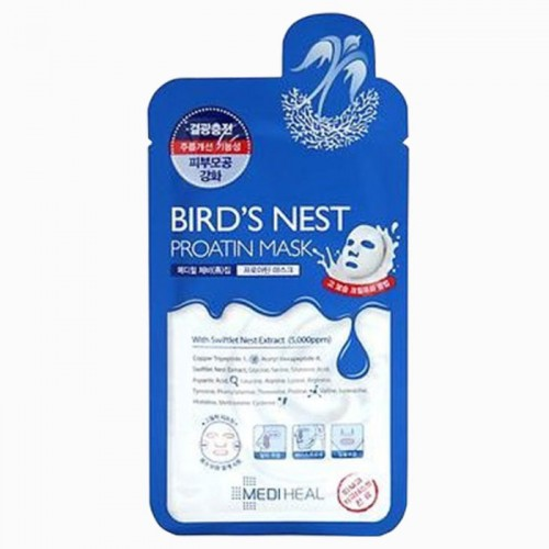 mediheal-bird-s-nest-proatin-mask-27-ml