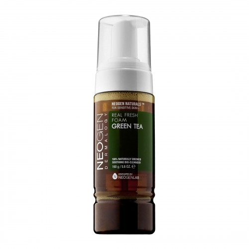 neogen-dermalogy-green-tea-real-fresh-foam-cleanser-160-g