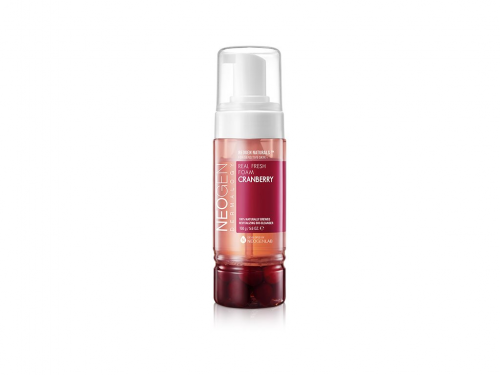 neogen-cranberry-real-fresh-foam-cleanser-160-g