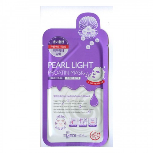 mediheal-pearl-light-proatin-mask-27-ml