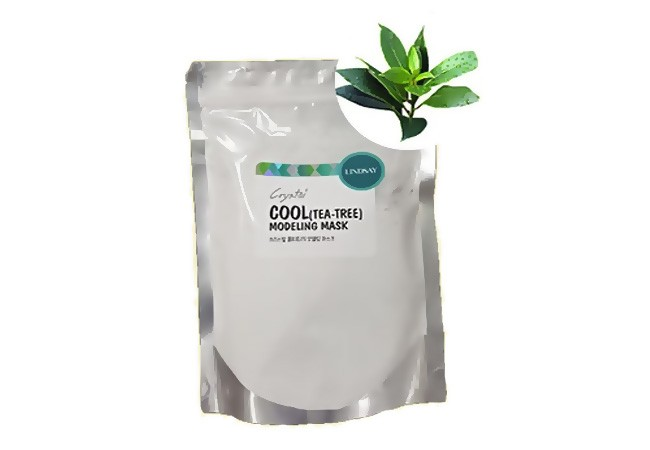 Lindsay Cool Tea Tree Modeling Mask Pack 240 g