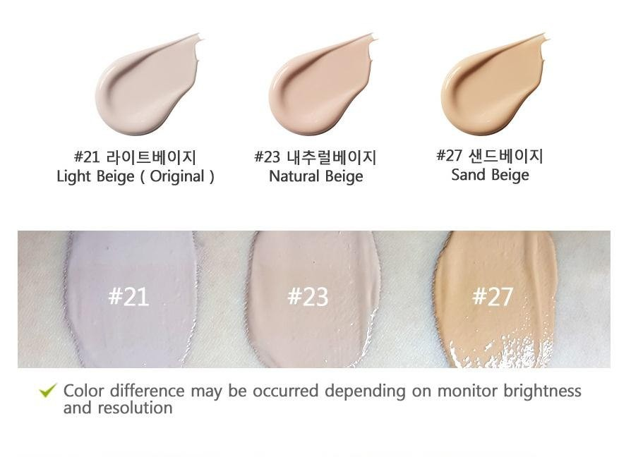 Purito Snail Clearing BB cream SPF38 PA+++ #27 Sand Beige