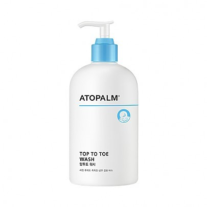 Atopalm Top-to-Toe Wash 460ml