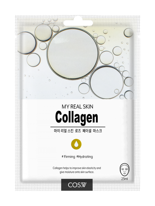 cos-w-my-real-skin-collagen-facial-mask