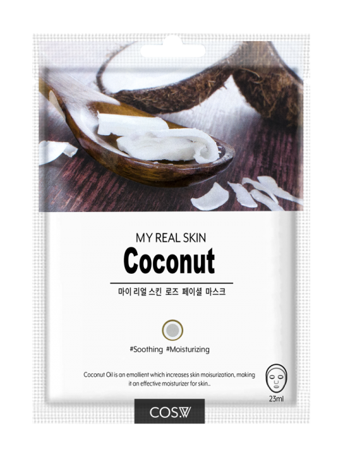 cos-w-my-real-skin-coconut-facial-mask