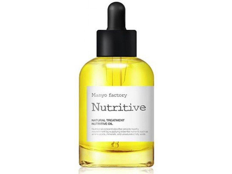 Manyo factory Nutritive oil 40ml