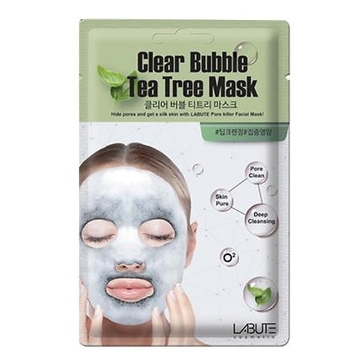 tkanevaya-maska-kislorodnaya-labute-clear-bubble-tea-tree-mask