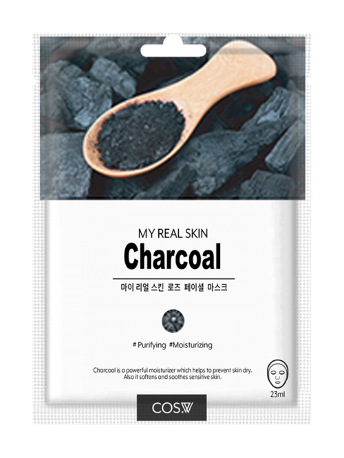 cos-w-my-real-skin-carcoal-facial-mask