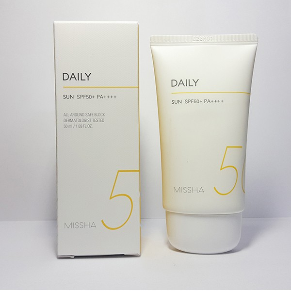 Missha Daily Sun SPF50+ PA++++ 50 ml