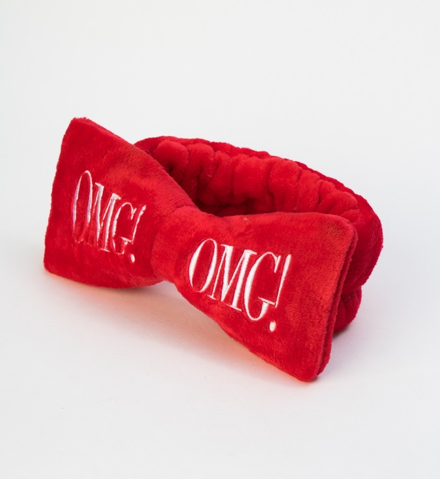 Double Dare OMG! Hair Band Red