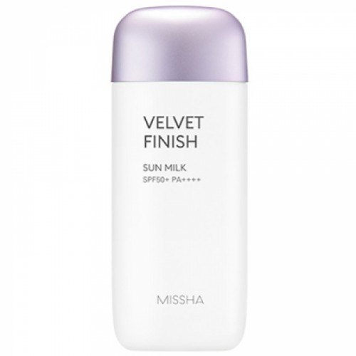 missha-velvet-finish-sun-milk-spf50-pa-70-ml