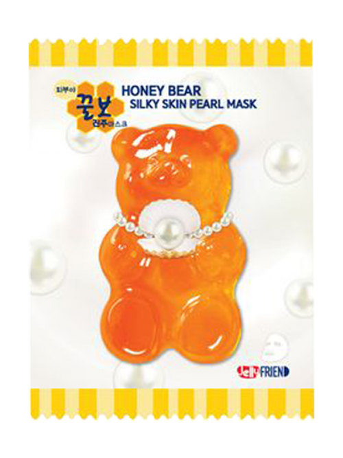 frienvita-honey-bear-silky-skin-pearl-mask
