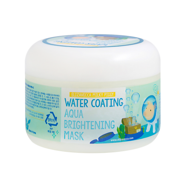 Elizavecca Milky Piggy Water Coating Aqua Brightening Mask 100 ml