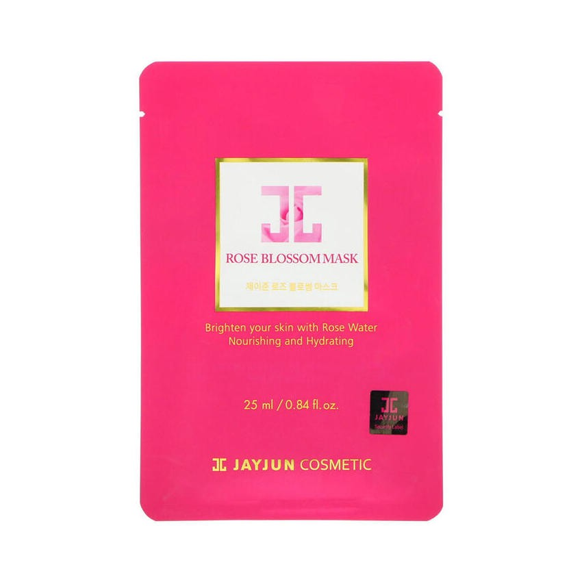Jazyjun Cosmetic Rose Blossom Mask 25 ml
