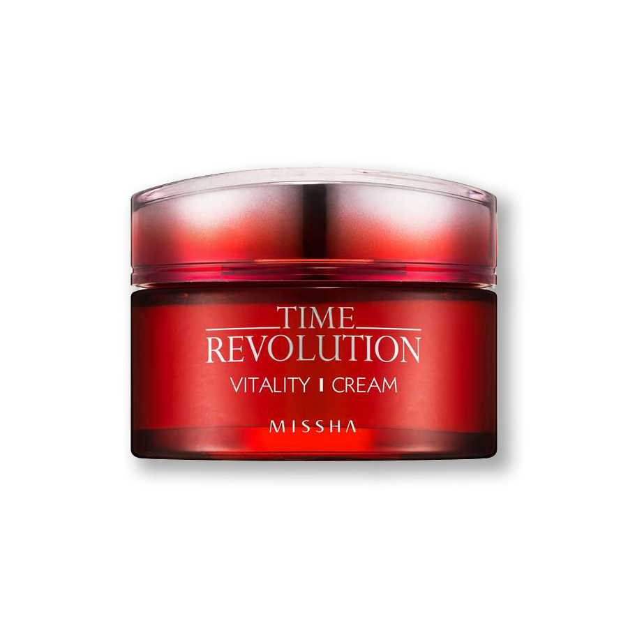 Missha Time Revolution Vitality Cream 50 ml