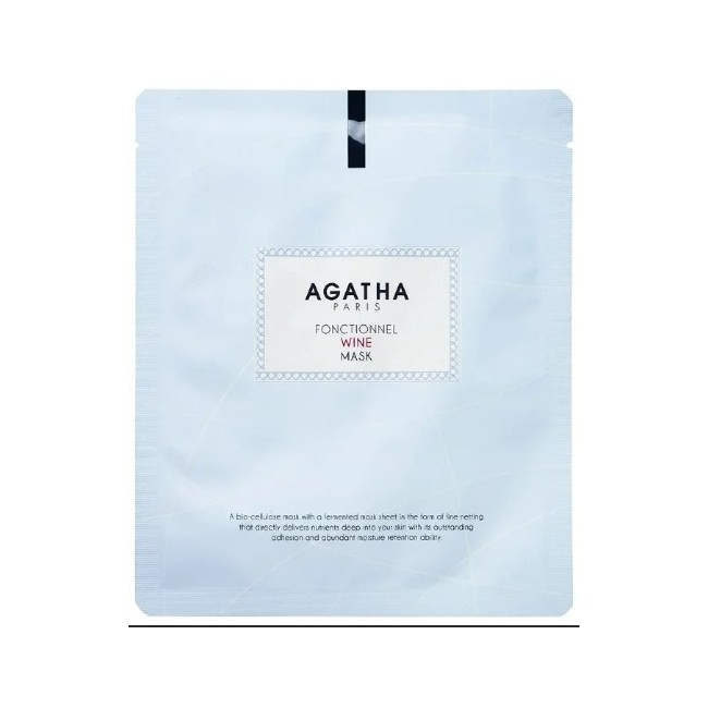 Agatha Paris Fonctionnel Wine Mask 27 g
