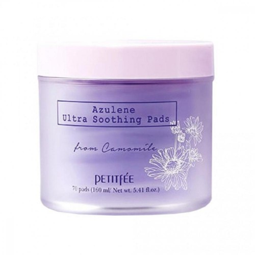 petitfee-azulene-ultra-soothing-pads-160-ml