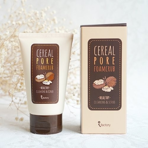 Some By Mi Cereal Pore Foam Crub 100 ml