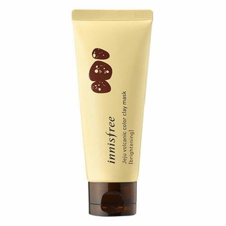 Innisfree Jeju Volcanic Color Clay Mask Brightening 70ml