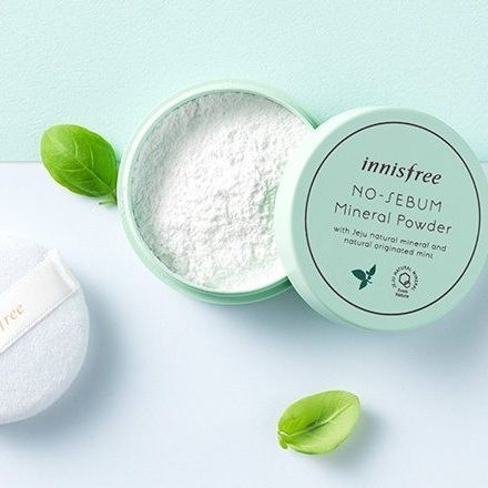 Innisfree No Sebum Mineral Powder 5g.