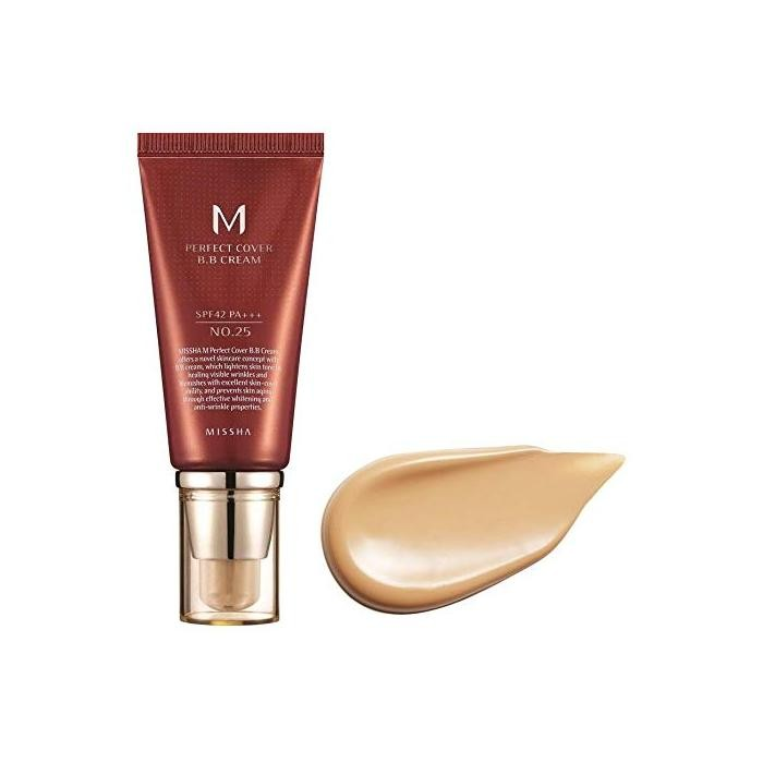 Missha M Perfect Cover BB Cream SPF 42 PA+++ № 25 50 ml