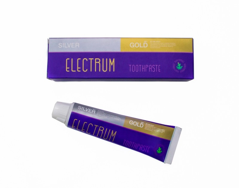 Beautydrugs Electrum Golg Silver Toothpaste