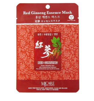 mjcare-red-ginseng-essence-mask