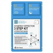 Skin Planet 3 Step Kit Synergy Effector Hydrating
