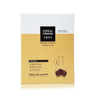 Proud Mary Cereal Firming Mask Pack