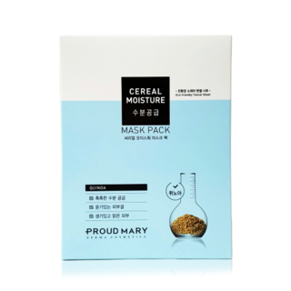 Proud Mary Cereal Hydration Mask Pack