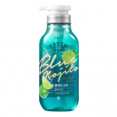 fresh-pop-fresh-green-blue-mojito-shampoo