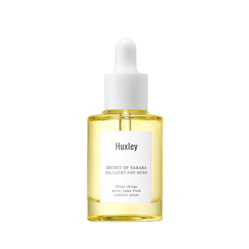 Huxley Secret of Sahara Oil:Light And More 30 ml