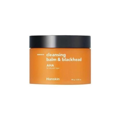HANSKIN – Cleansing Balm & Blackhead AHA 80g  for Dry Skin