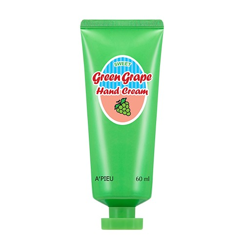 A'Pieu Green Grape Hand Cream