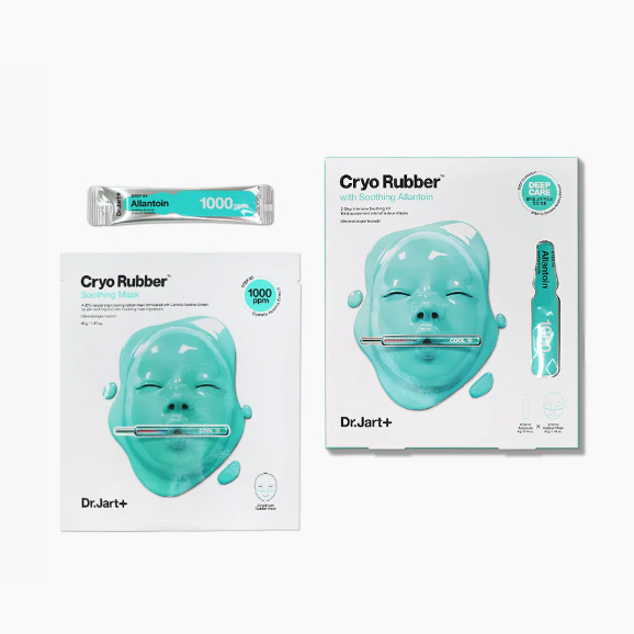 Dr.jart Cryo Rubber Soothing Allantoin Mask