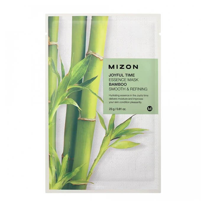 Joyful Time Bamboo Essence Mask